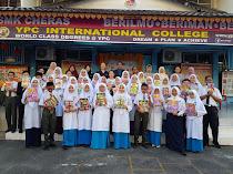 Murid Juara Permata SMK Cheras Ting 1 hingga 5 2019