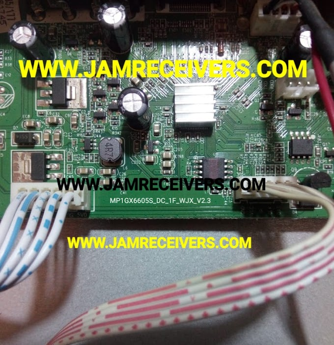 MP1GX6605S_DC_1F_WJX_V2.3.BOARD TYPE RECEIVERS NEW POWERVU SOFTWARE 2019