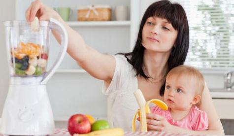 Cara Diet Ibu Menyusui Yang Sehat dan Aman