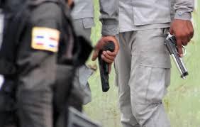 Resultado de imagen para Matan a dos presuntos delincuentes en santiago, RD