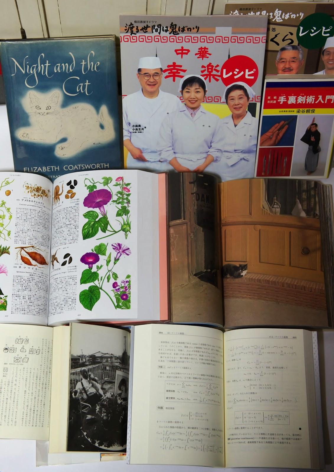 2014 神田古本祭りとブックフェスティバルの本の写真