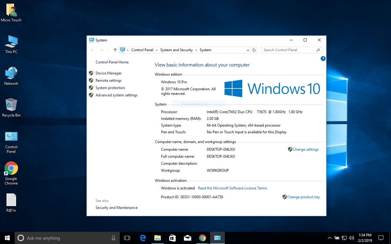 windows 10 home version 1511 download