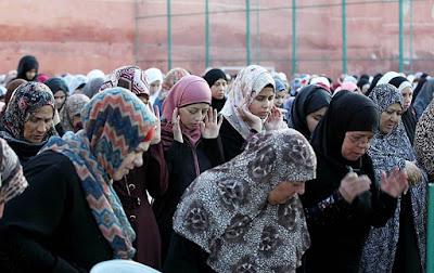 Eid Al-Fitr Observed