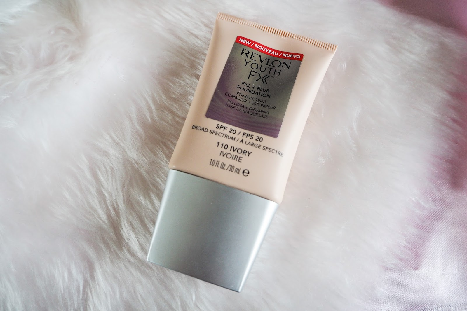 Revlon Youth Fix Fill and Blur Foundation Review