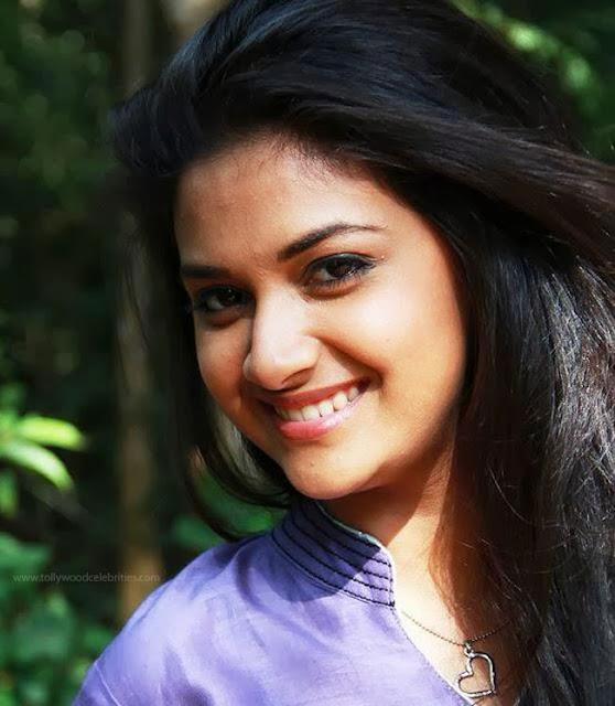 Keerthy Suresh To Romance With Pawan Kalyan