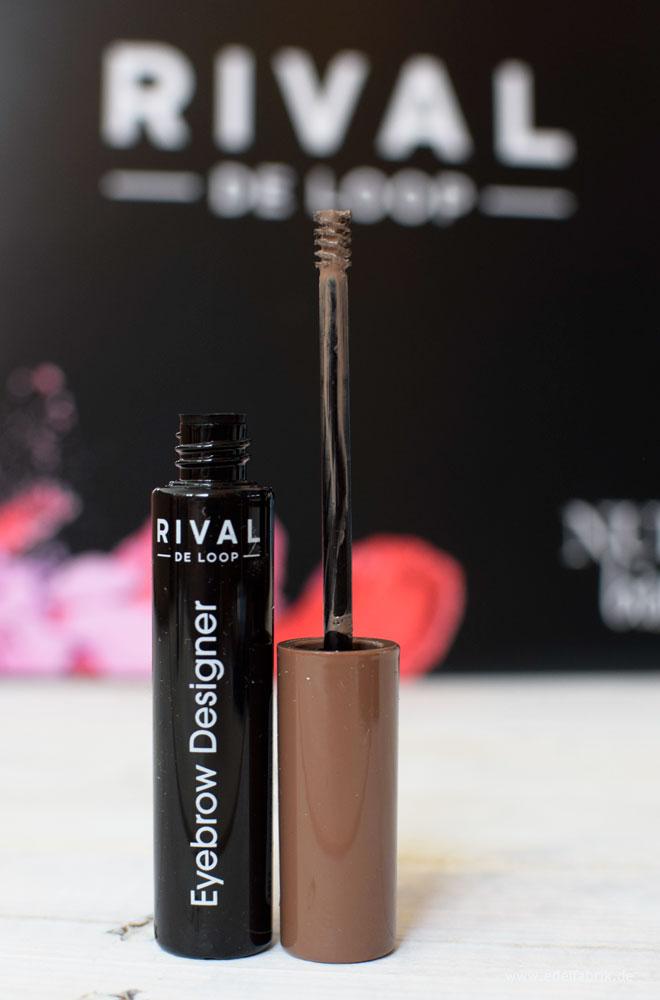 Rival de Loop, neue Theke, Eyebrow Designer, Review