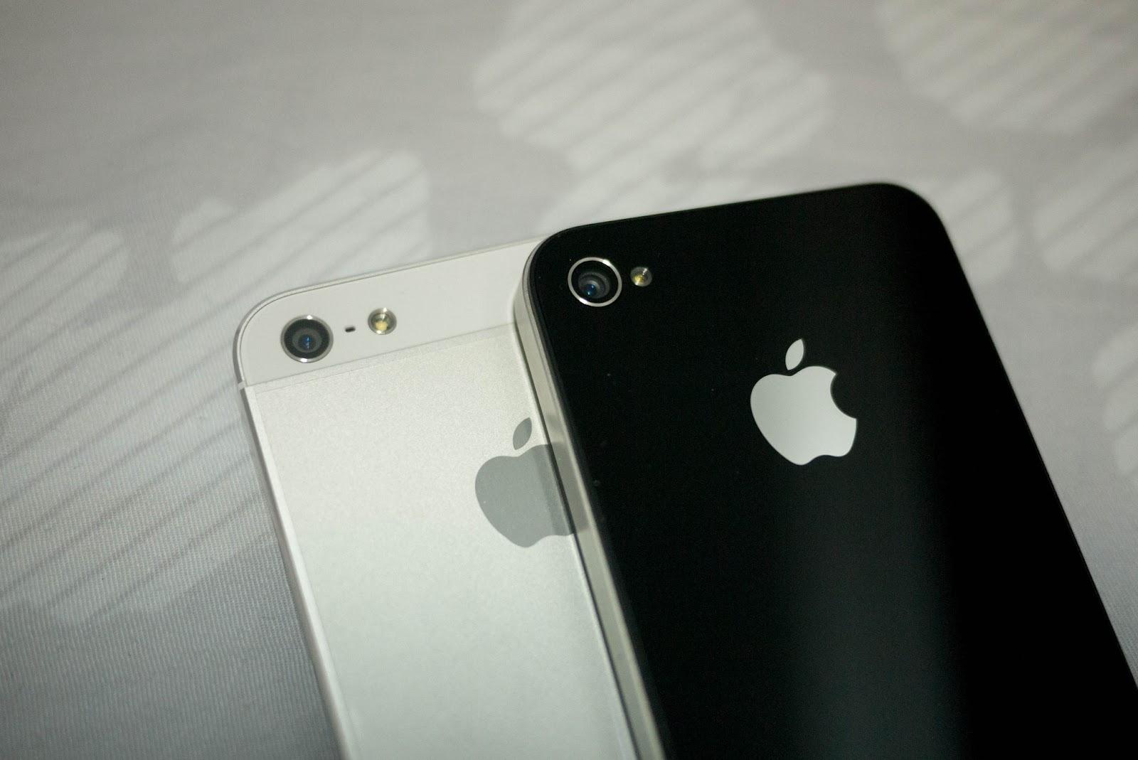 PrincessQ: 【敗】iPhone 5 開箱文