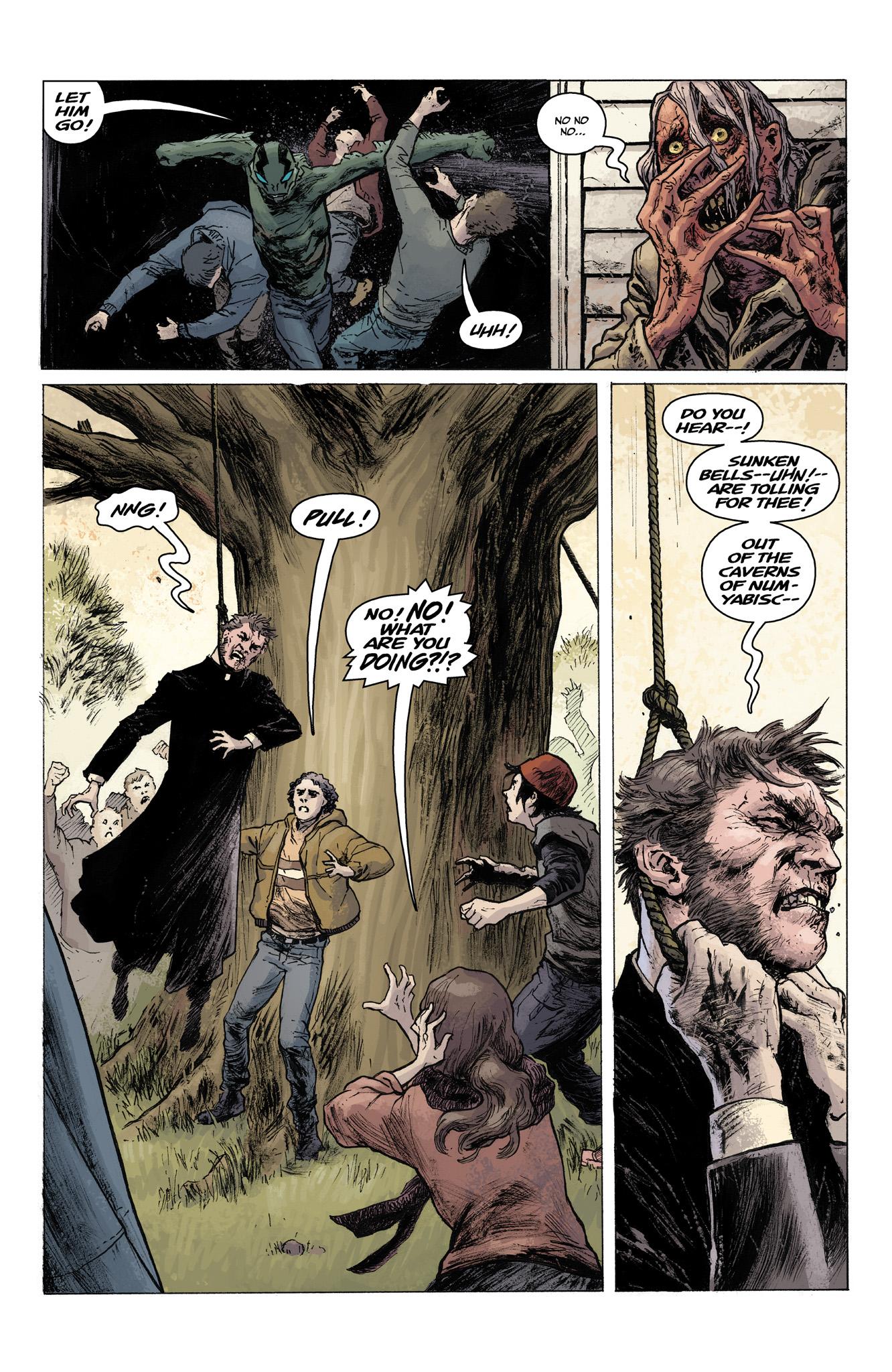 Read online Abe Sapien comic -  Issue #3 - 3