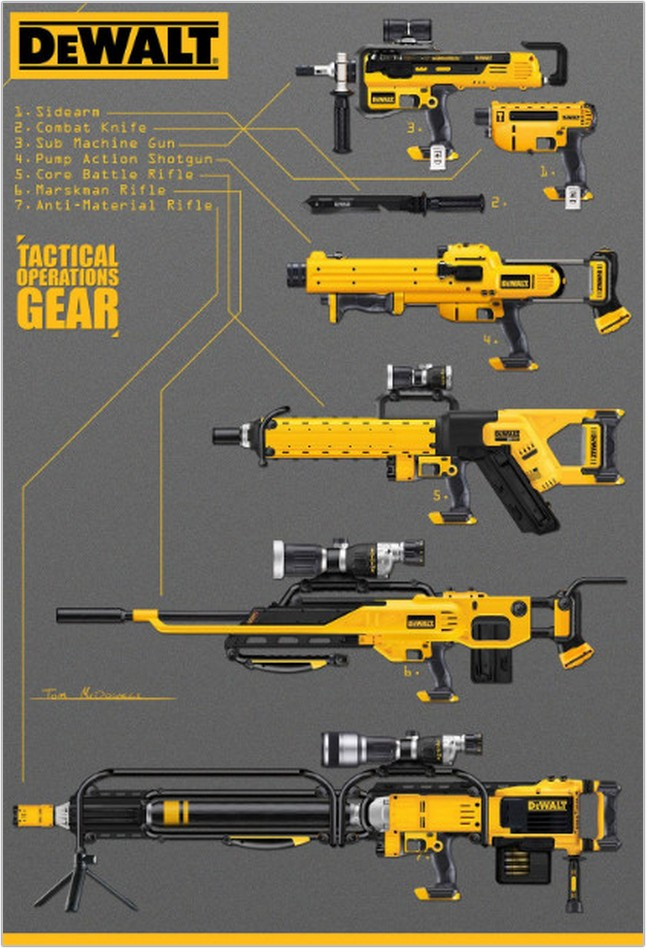 Dewalt Ar15 Nail Gun Price : dewalt, price, Dewalt, Nails, Magazine