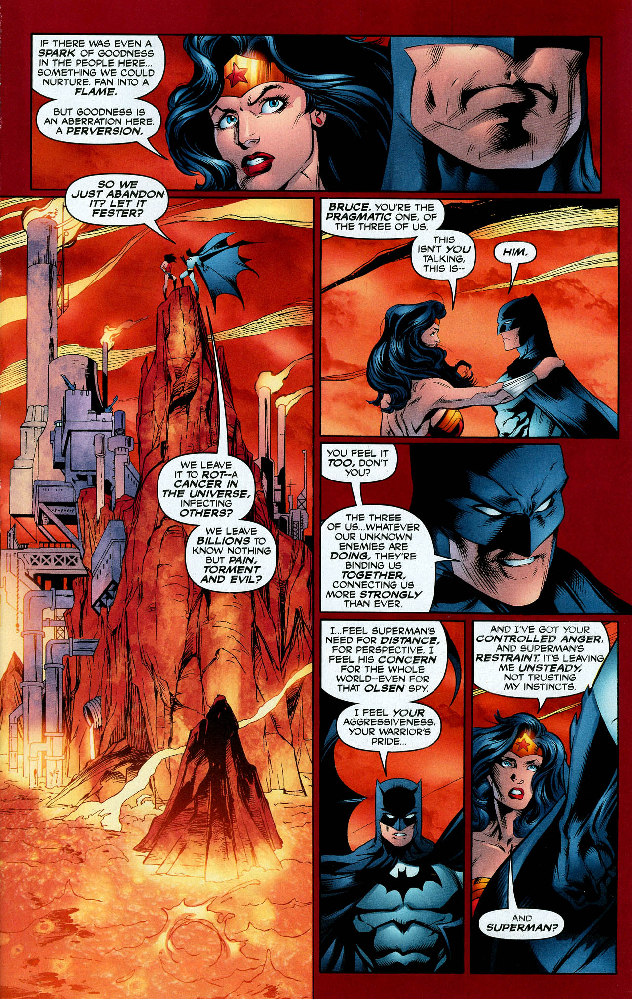 Read online Trinity (2008) comic -  Issue #11 - 16