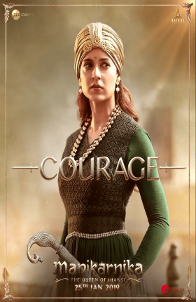 Manikarnika – The Queen Of Jhansi 2019 Hindi 720p WEB-DL 1GB
