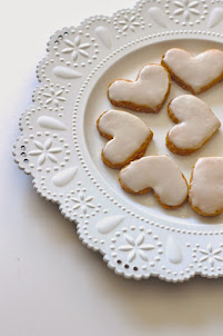 Whole Wheat Almond Sugar Cookies