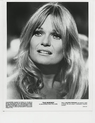 The Border 1982 Valerie Perrine Image 1