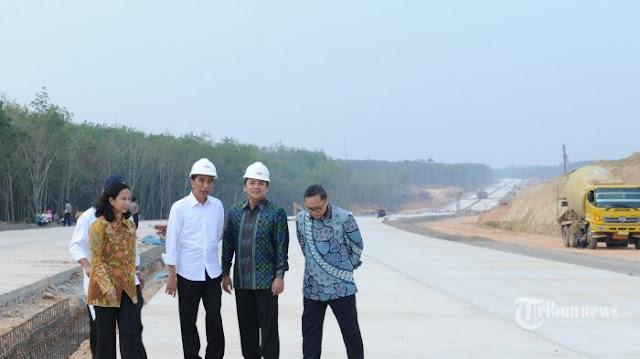 2 Ruas Tol Trans Sumatera Ini Sudah Bisa Dipakai Mudik
