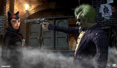 Batman Arkham Asylum PC Game Free Download Full