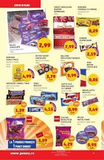 Catalog Penny 21 - 27 noiembrie 2018 cu oferte dulciuri de Craciun