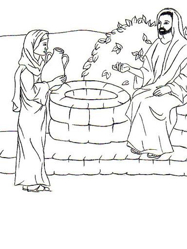 Desenhos Biblicos Para Colorir Vii Atividades E Desenhos