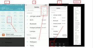 Cara Membuat Screenshoot Memanjang Di Android Dengan Mudah Tanpa Install Aplikasi Pihak Ketiga