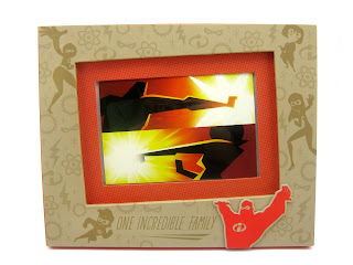 pixar the incredibles hallmark picture frame