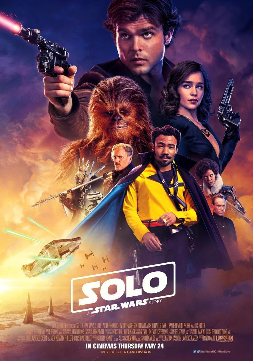 Ver Han Solo Una historia de Star Wars 2018 Online descargar