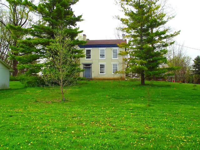 Oliver Morton Birthplace - Salisbury, Indiana