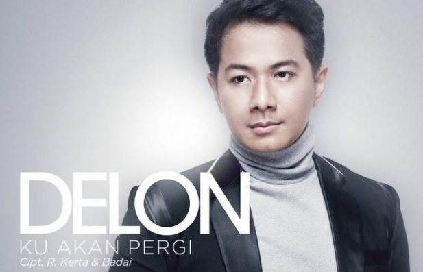 Delon, Lagu Pop, 2018, Download Lagu Delon - Ku Akan Pergi Mp3 (Single Pop Terbaru 2018)