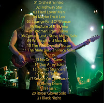 Rock Anthology Deep Purple Sounboard Tapes - Year of Clean Water