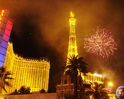 New Year 2018 Las Vegas Celebration