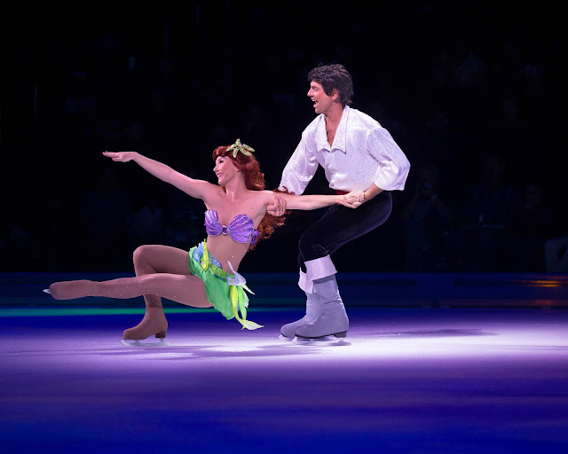 Disney on Ice presents Dream Big review - The Little Mermaid
