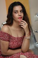 Diksha Panth in a Deep neck Short dress at Maya Mall pre release function ~ Celebrities Exclusive Galleries 135.JPG