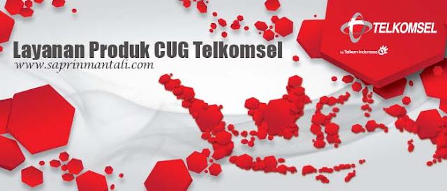 Produk-produk CUG Telkomsel