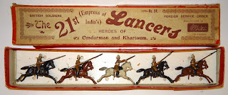 14/20th Hussars; Britains 21st Lancers; Britains Boxed Sets; Britains Foreign Service Order; Britains Set 270 Hussars; Britains Set No. 94; C&T Auctions; Derek Goldberg Collection; Empress of India's Own; Hollow Cast Toy Soldiers; James Hay Stevens; James Opie; Kit 16 Armstrong-Whitworth Atlanta; RHA; Royal Horse Artilery; Skybirds; Small Scale World; smallscaleworld.blogspot.com;