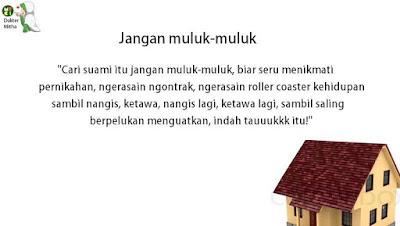 Tips Mencari Pasangan Untuk Para Wanita Ala Ridwan Kamil