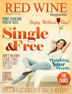 Free Red Wine Magazine - May 2016 Issue
