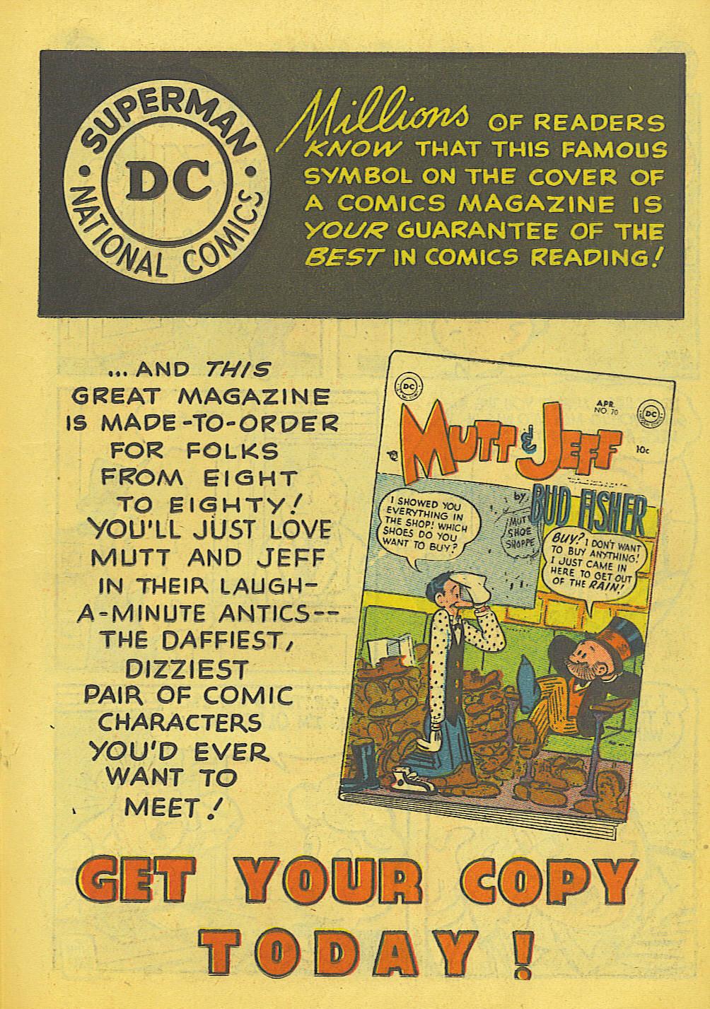 Action Comics (1938) 191 Page 22