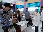 Tinjau Pelaksanaan PTM, Wakil Presiden Kunjungi SMA di Balaraja