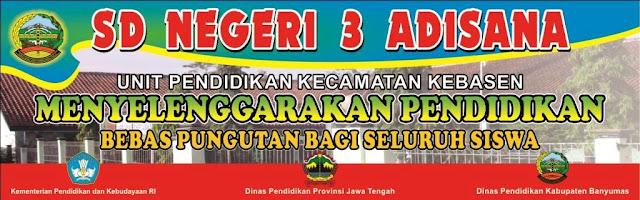 Desain Banner Pendidikan Gratis cdr