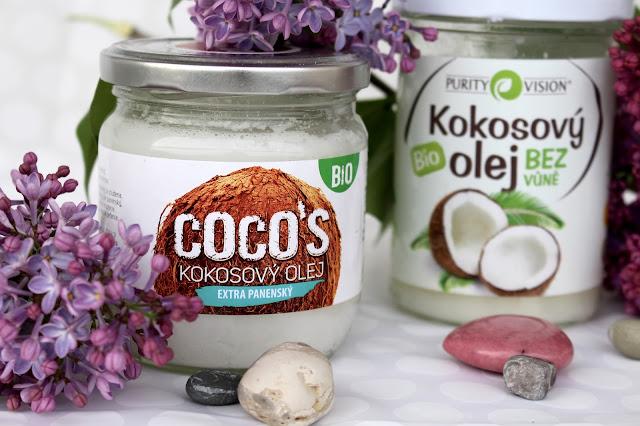 recenzia používanie kokosového oleja