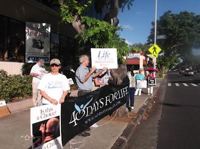 40 Days for Life Honolulu