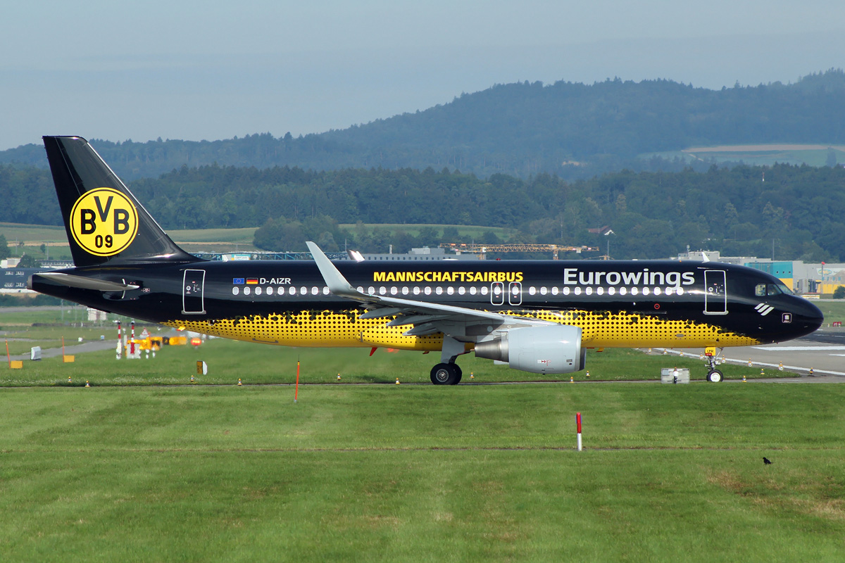 Eurowings Bvb