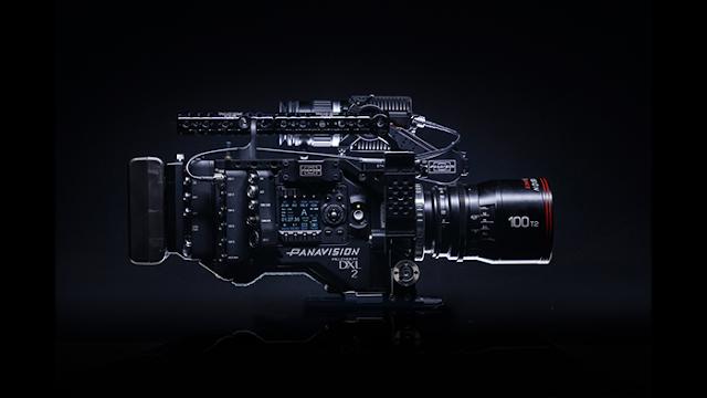 Panavision  تكشف عن كاميرتها Millennium DXL2 مع حساس 8k.