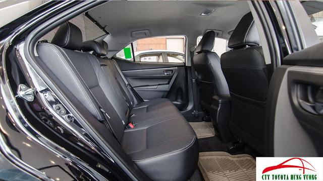 Giá xe, thông số kỹ thuật và đánh giá chi tiết Toyota Corolla Altis 2018 - ảnh 20