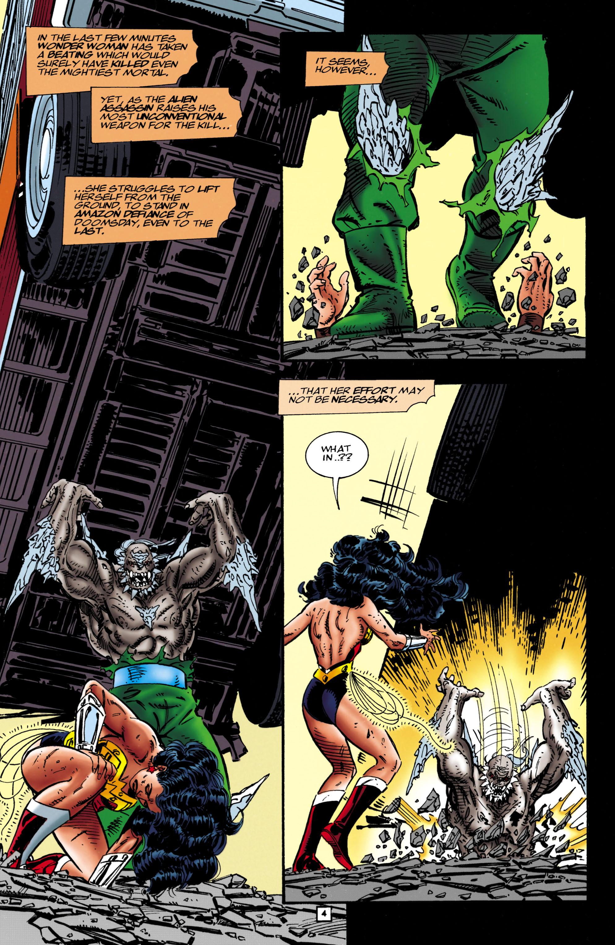 Read online Wonder Woman (1987) comic -  Issue #112 - 4