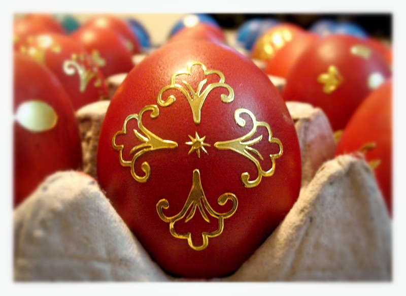 Macedonia Easter And Easter Eggs Macedonian Cuisine