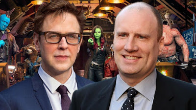 Kevin Feige Says James Gunn's MCU Role Was 'Blown Out of Proportion'