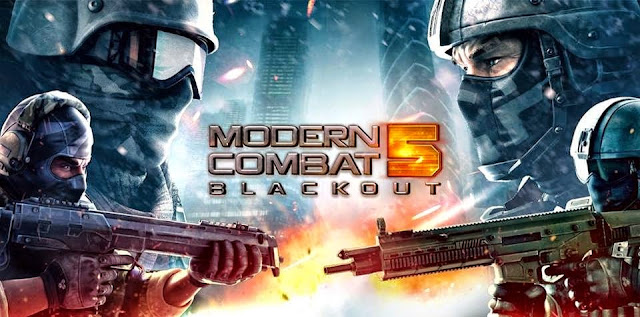 Modern Combat 5 v3.3.0g MOD APK