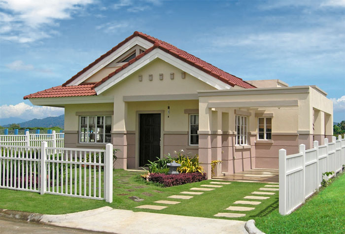 Medium size house for the medium size family bahay ofw Affordable home furnitures philippines