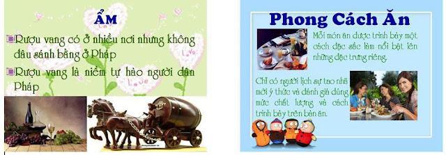 tinhoccoban.net - Bài tập tạo 2 silde phong cách ẩm thực.