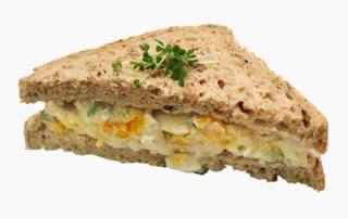Resultado de imagen de egg sandwich