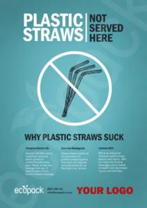Banning Straws in Australia